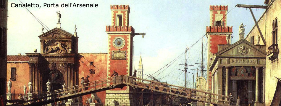 Canaletto Porta dell'arsenale def