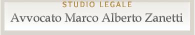 Studio Legale Avvocato Zanetti – Padova